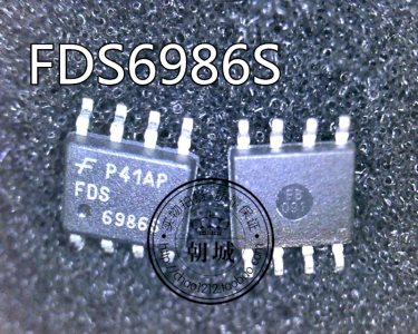 FDS6986AS FDS6986S