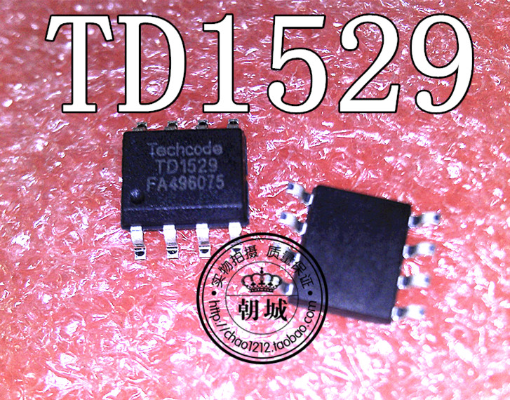 Chip synchronous step-down TD1529 SOP-8 manostat
