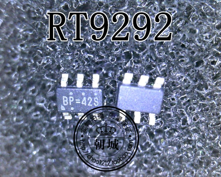 RT9292DGJ6 BP= SOT23-6 2 take