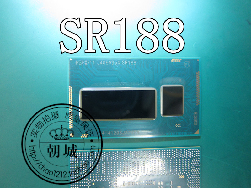 CPU BGA I7-4558U SR188 CL8064701481303 8 tested