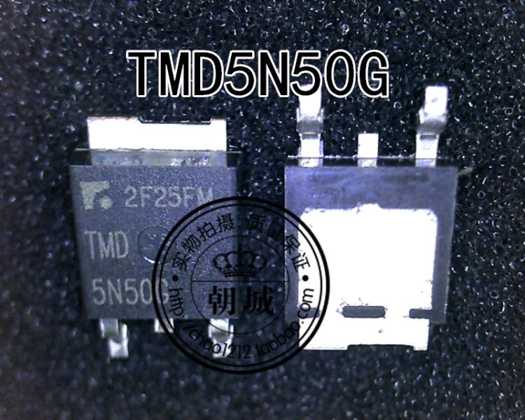 TMD5N50G TO-252