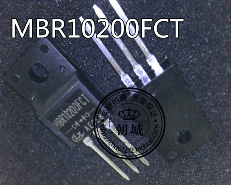MBR10200FCT TO-220F